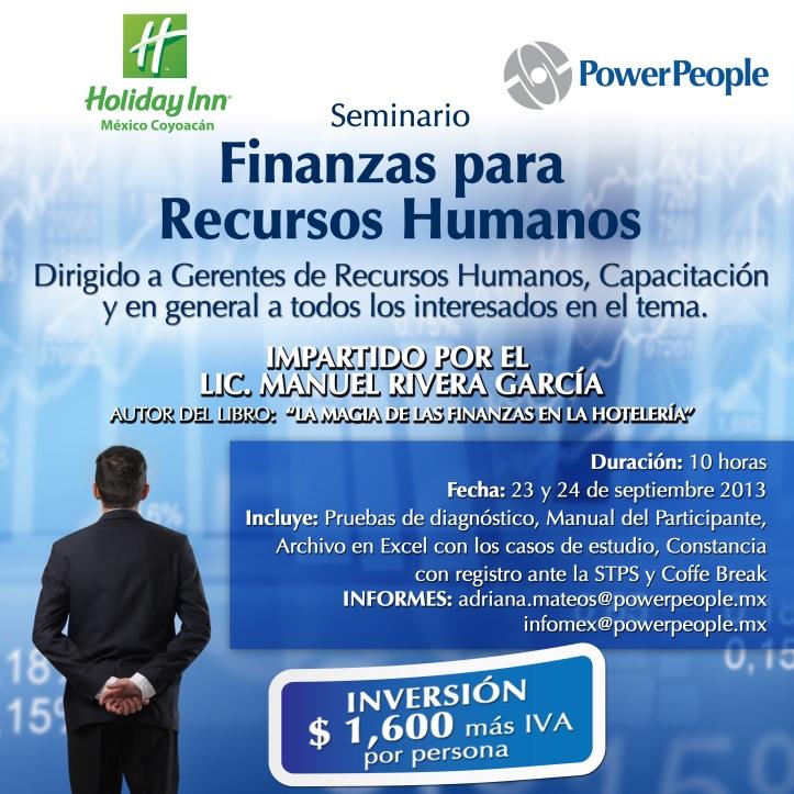 Finanzas para Recursos Humanos